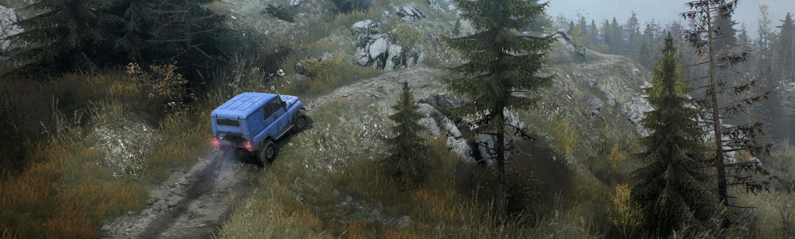 Spintires: MudRunner on Consoles | MudRunner Mods on Consoles
