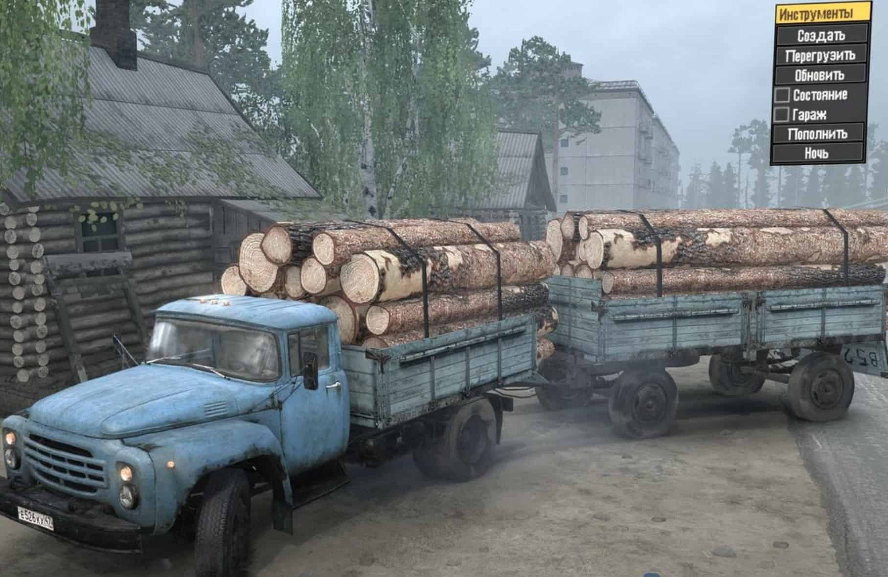 Zil-130 Truck v12.11.17 - Spintires: MudRunner Mod on world globe, world war, world military, world hunger, world most beautiful nature, world of warships, world wide web, world wallpaper, world travel, world history, world culture, world earth, world shipping lanes, world atlas, world records, world flag, world glode, world projection, world statistics, world border,