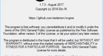 OvGME - manager of game mods v1 7 3 - MudRunner / SnowRunner Mod