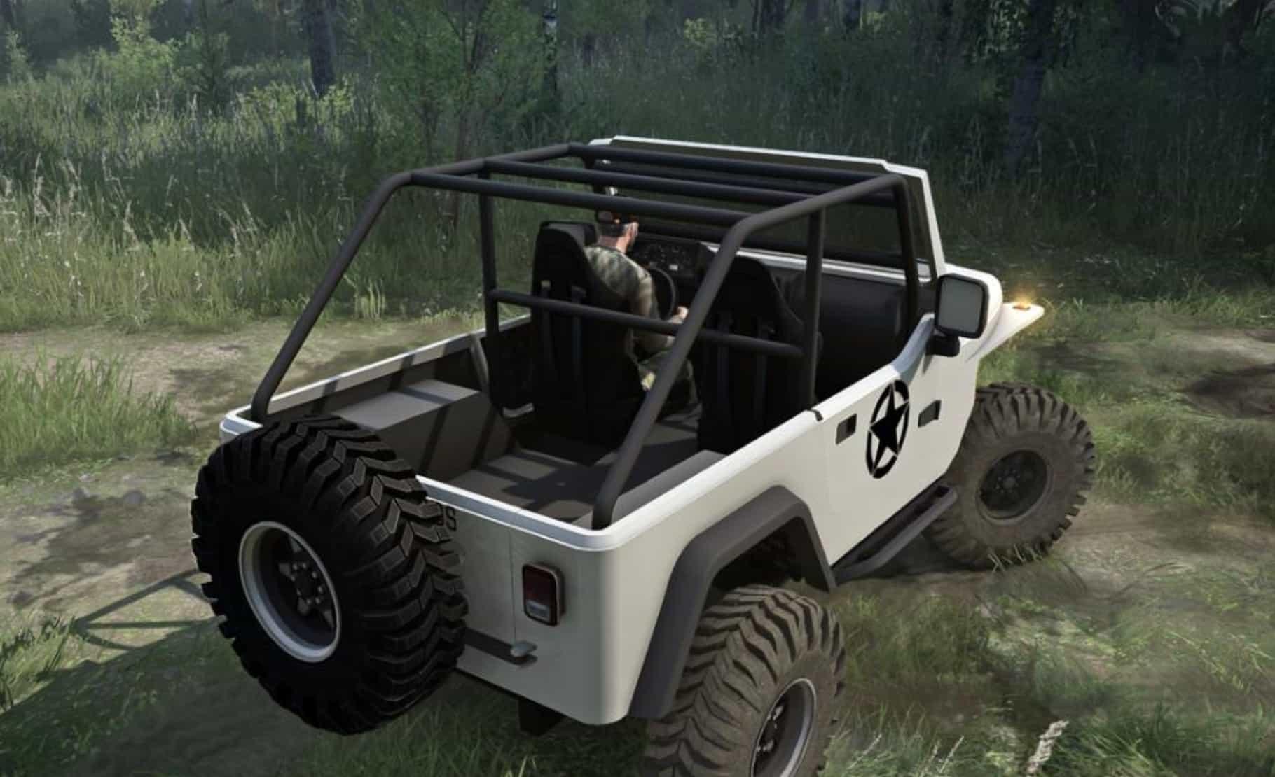 "Jeep Wrangler TJ ""MetalMilitia1 2001"" v10 12 17"