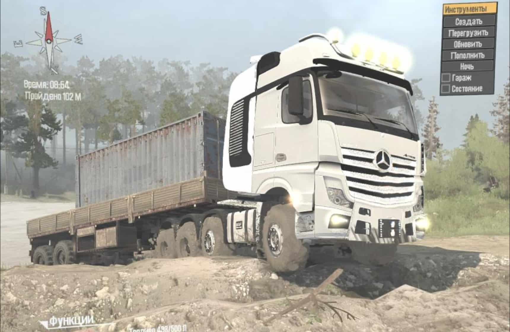 gallery range autoevolution video mercedes benz launches arocs news truck photo