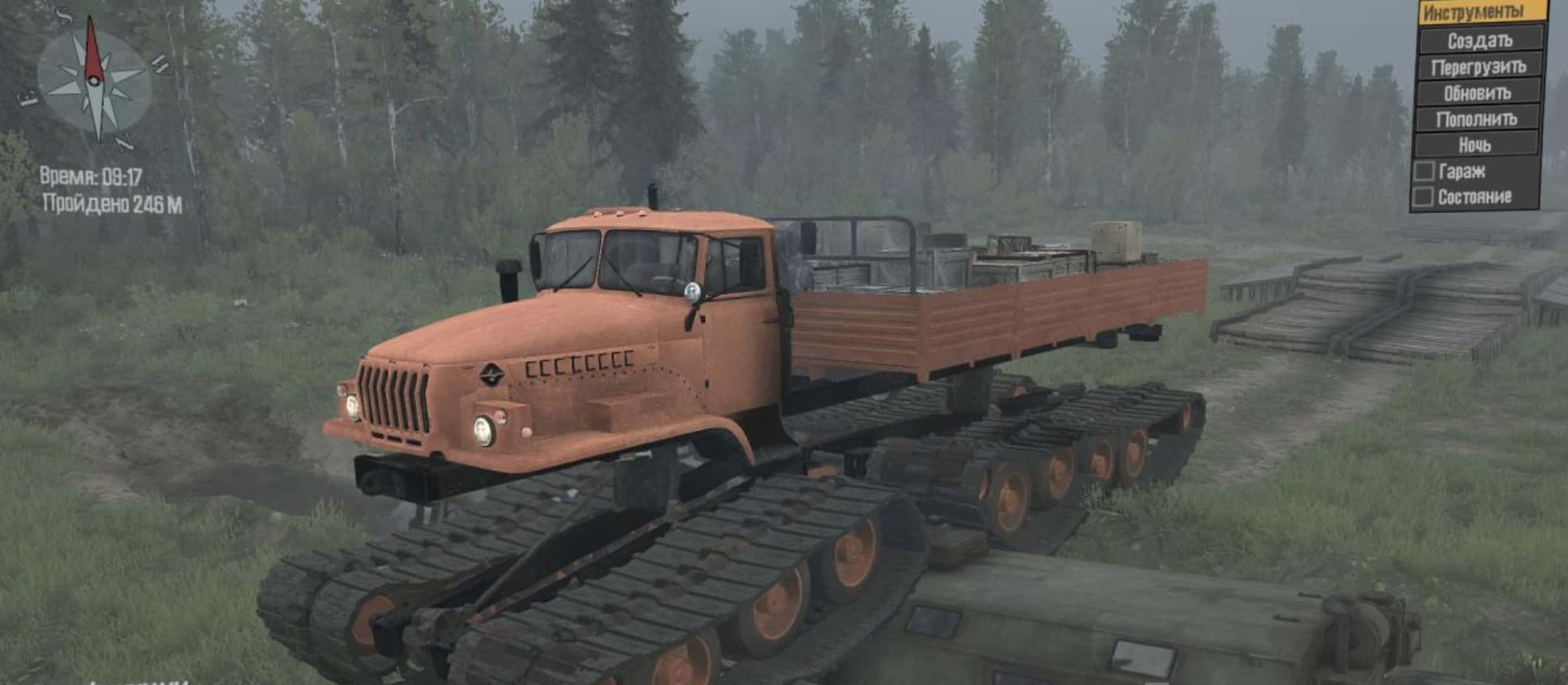 how to get mods to work on spintires
