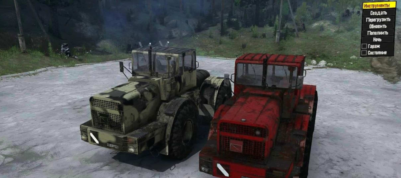 Скачать звуки тракторов