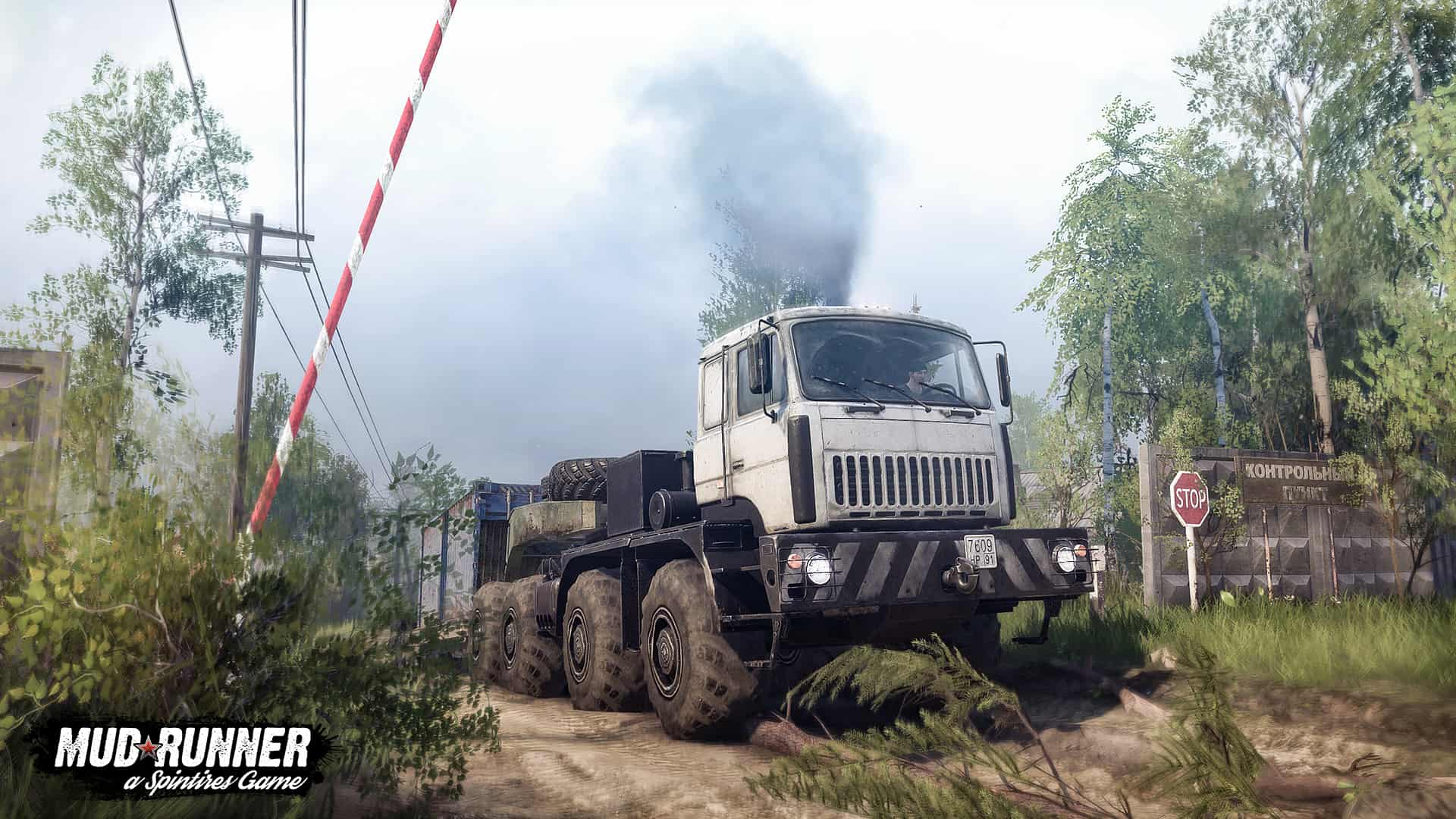 spintires mudrunner free dlc the valley spintires. Black Bedroom Furniture Sets. Home Design Ideas