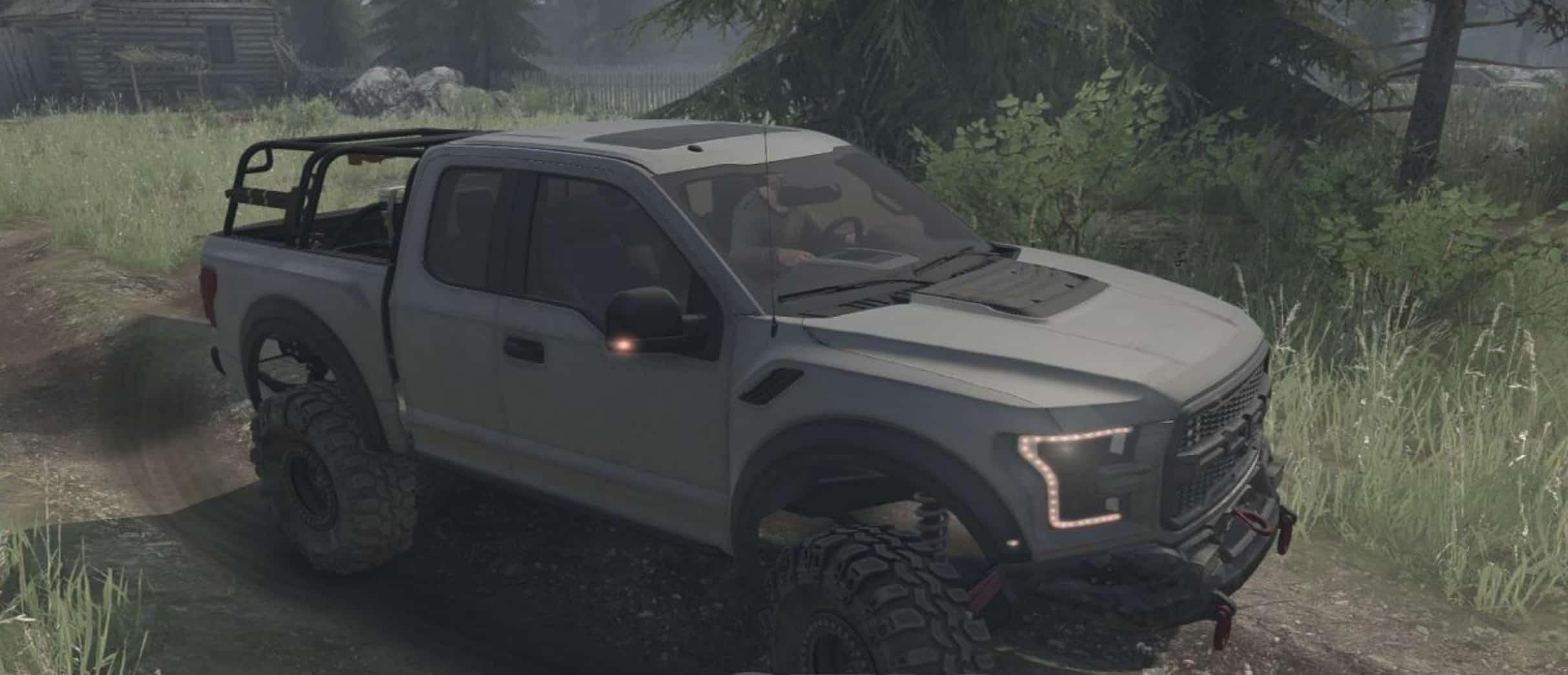 Ford Raptor Overland V