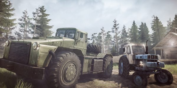 Spintires MudRunner – The Ridge DLC (2)