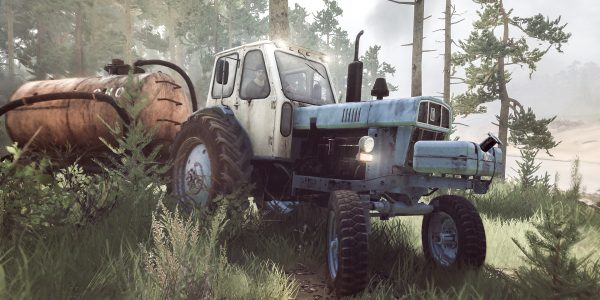 Spintires MudRunner – The Ridge DLC (4)