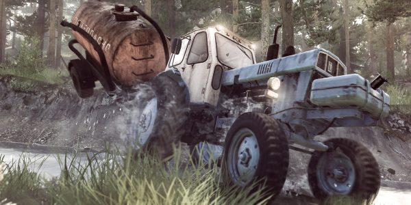 Spintires: MudRunner - The Ridge DLC | The Ridge Release Date download