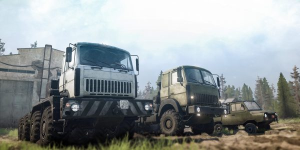 Spintires MudRunner – The Valley DLC (3)