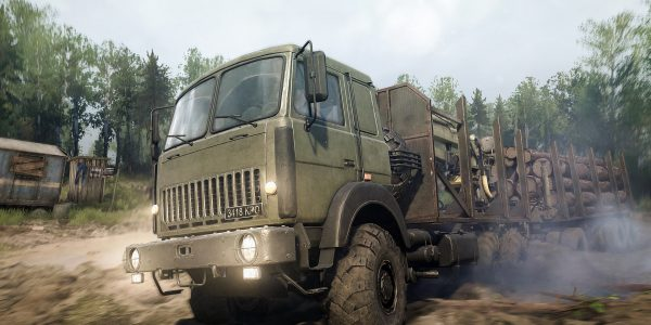Spintires MudRunner – The Valley DLC (4)