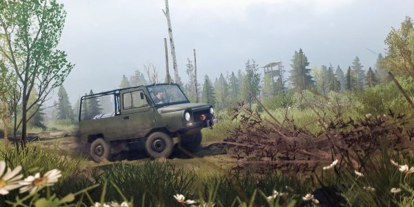 Spintires MudRunner – The Valley DLC (5)