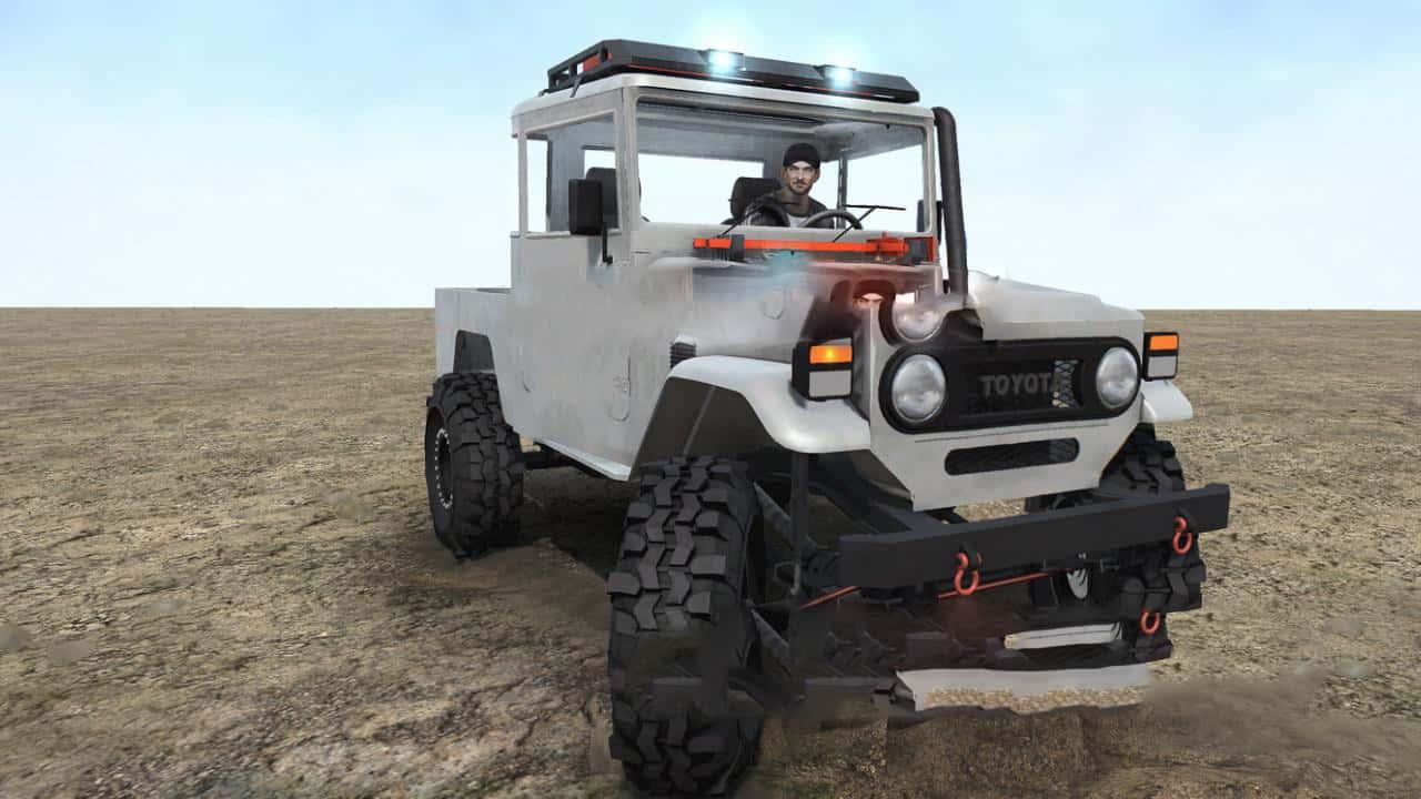 Toyota FJ45 Short Bed v03/18/19 - MudRunner / SnowRunner Mod