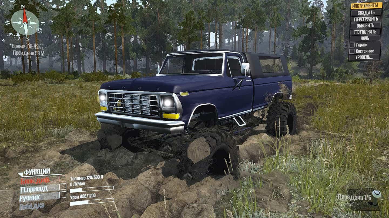1979 Ford F150 (Sulley) v1 0 - MudRunner / SnowRunner